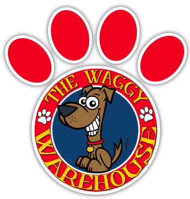 Waggy Warehouse logo